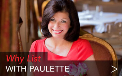 Why list with Paulette?